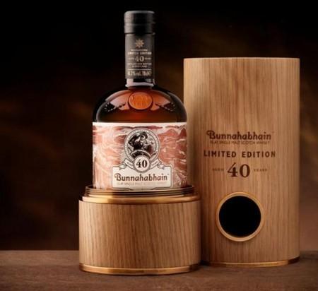 Bunnahabhain Distillery presenta una edición limitada