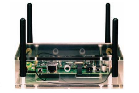 router WiFI AC de Qantenna