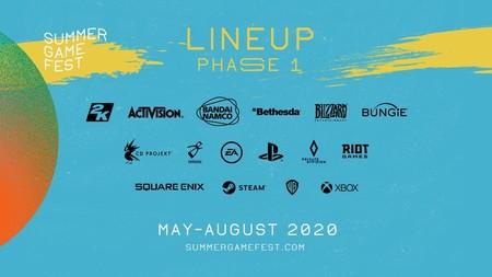 El Summer Game Fest desvela su calendario y presentará su primera gran sorpresa la próxima semana