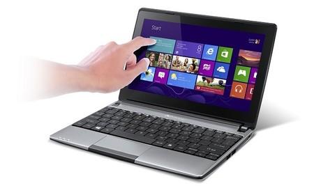 El mundo táctil llega a portátiles Gateway LT y NV Series por 329 dólares