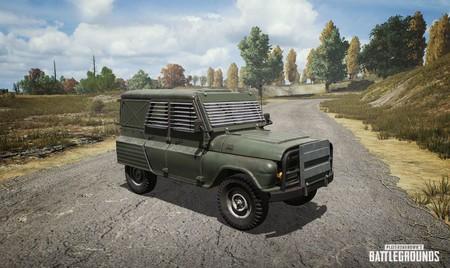 PUBG: El modo de juego de los vehículos blindados ha sido un gran acierto por parte de Bluehole