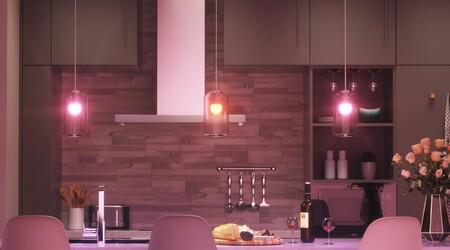 Nanoleaf lleva la iluminación adaptable de iOS 14 a su línea Essentials de luminarias LED