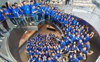 Imagen de la semana: Applesfera en Omotesando