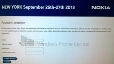 El próximo evento de Nokia seria el 26 y 27 de Septiembre, ¿una tablet en camino?