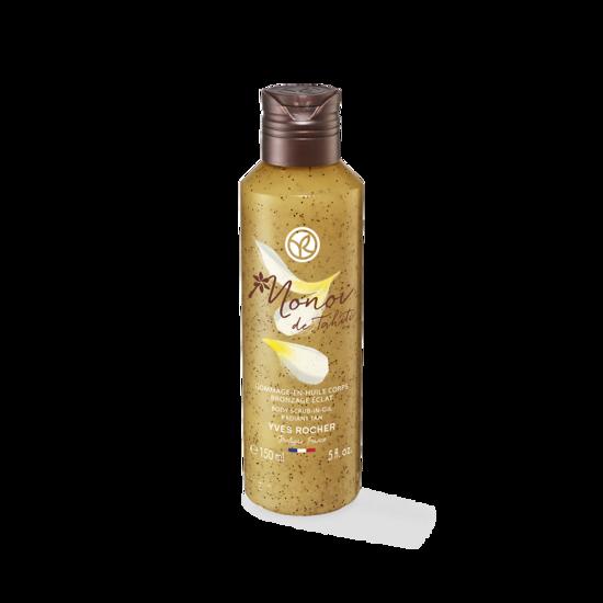 Aceite exfoliante ultra-fundente de Yves Rocher
