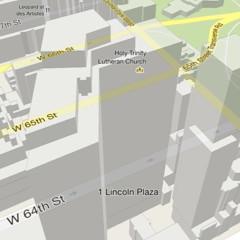 Foto 10 de 10 de la galería google-maps-para-iphone en Applesfera