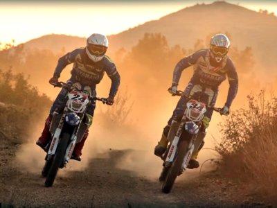 Yamaha pone presencia oficial en el nacional de Enduro con el potente Yamaha Pont Grup