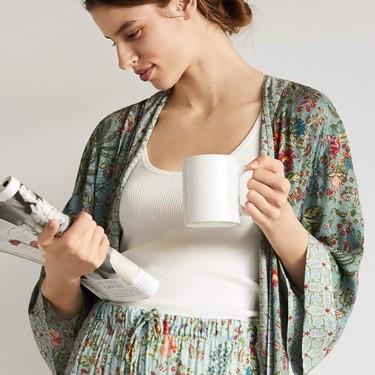 Kimonos: la prenda más coqueta con la que estar en casa y en la calle