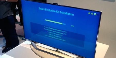 Samsung Evolution Kit, así es el proceso de instalación y funcionamiento