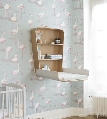 Los 11 mejores muebles cambiadores para la habitación del bebé