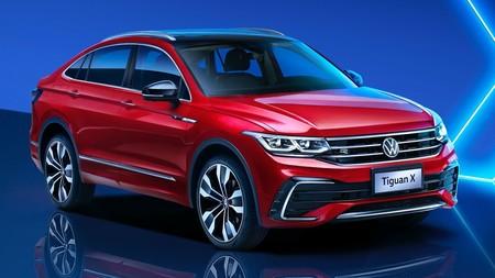 Volkswagen Tiguan X, el SUV adquiere la esperada versión coupé