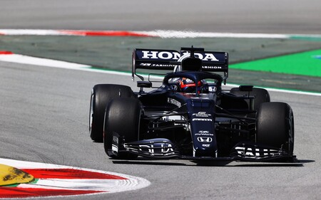 Gasly Espana F1 2021