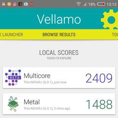 Foto 12 de 12 de la galería nubia-z11-minis-benchmarks en Xataka Android