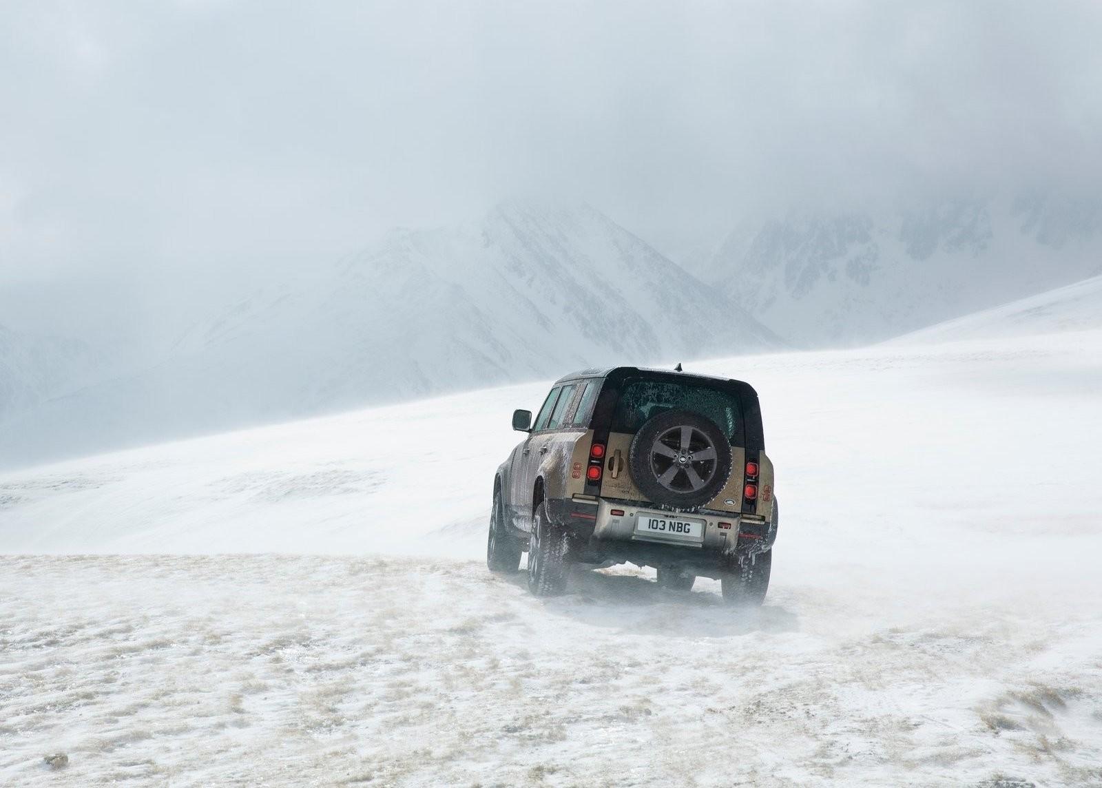Foto de Land Rover Defender 2020 (34/60)