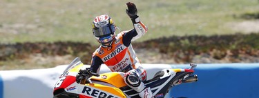"""Dani Pedrosa, el """"bajito"""" que deslumbró en minimotos y se convirtió en samurái de MotoGP"""