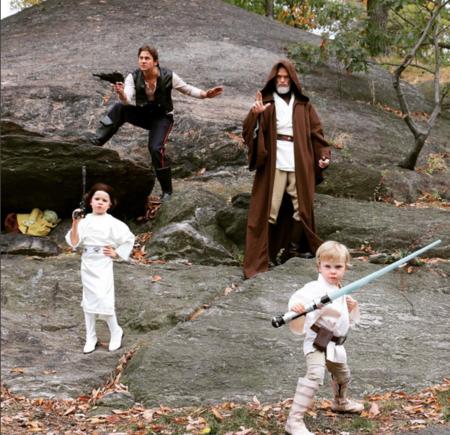 Y por supuesto, Halloween es también una fiesta para los niños