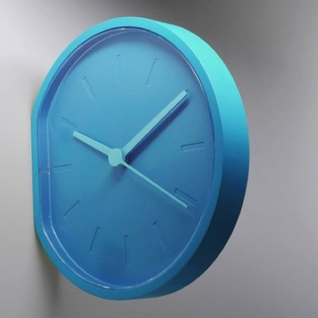 reloj pie pared 2