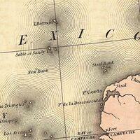 Esta es la isla fantasma más antigua de la que tenemos constancia
