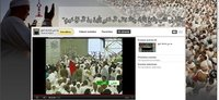 Sé testigo de la peregrinación a La Meca a través de You Tube