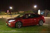Opel Ampera, prueba (equipamiento, versiones, recarga y seguridad)