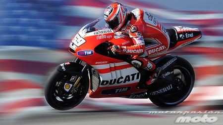MotoGP Indianapolis 2012: la Brickyard es el último cartucho para los yanquis