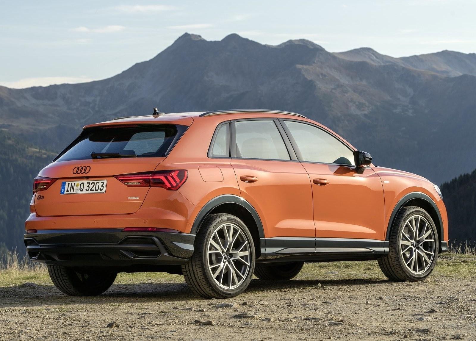 Foto de Audi Q3 2020 (10/18)