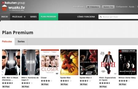 Wuaki.tv a fondo: un Plan Premium con un catálogo pobre