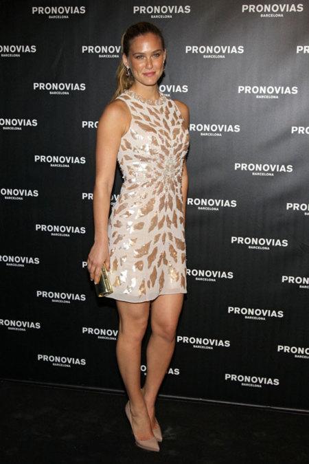 Invitadas al desfile de Pronovias 2013: ellas nos dan las pistas de cómo lucir en una fiesta fashion
