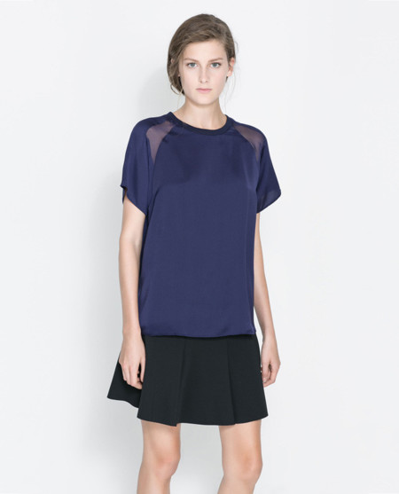 Transparencias Zara Rebajas 2014