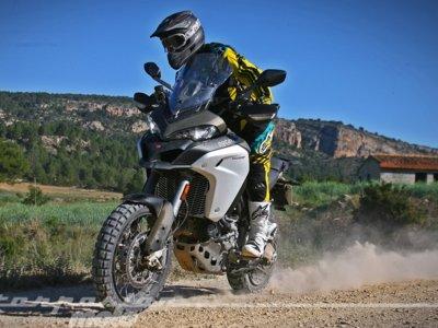 Ducati Multistrada 1200 Enduro, nuestra prueba ahora en vídeo