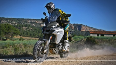 Ducati Multistrada 1200 Enduro prueba