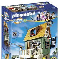 Fuerte Pirata Playmobil Super 4 con un 30% de descuento: ahora por 28,49 euros y envío gratis