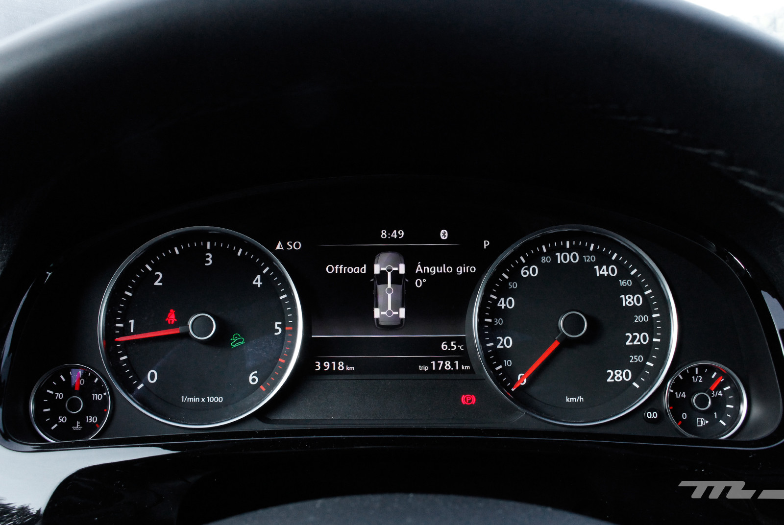 Foto de Volkswagen Touareg TDI Wolfsburg Edition (12/16)