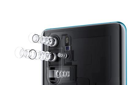 Las cámaras del Huawei P30 Pro, explicadas: estas son las armas de este claro aspirante a mejor smartphone fotográfico de 2019