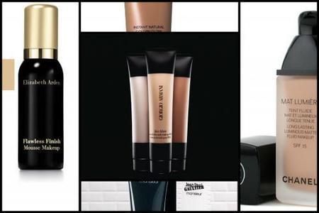 Bases de maquillaje ideales para hombre