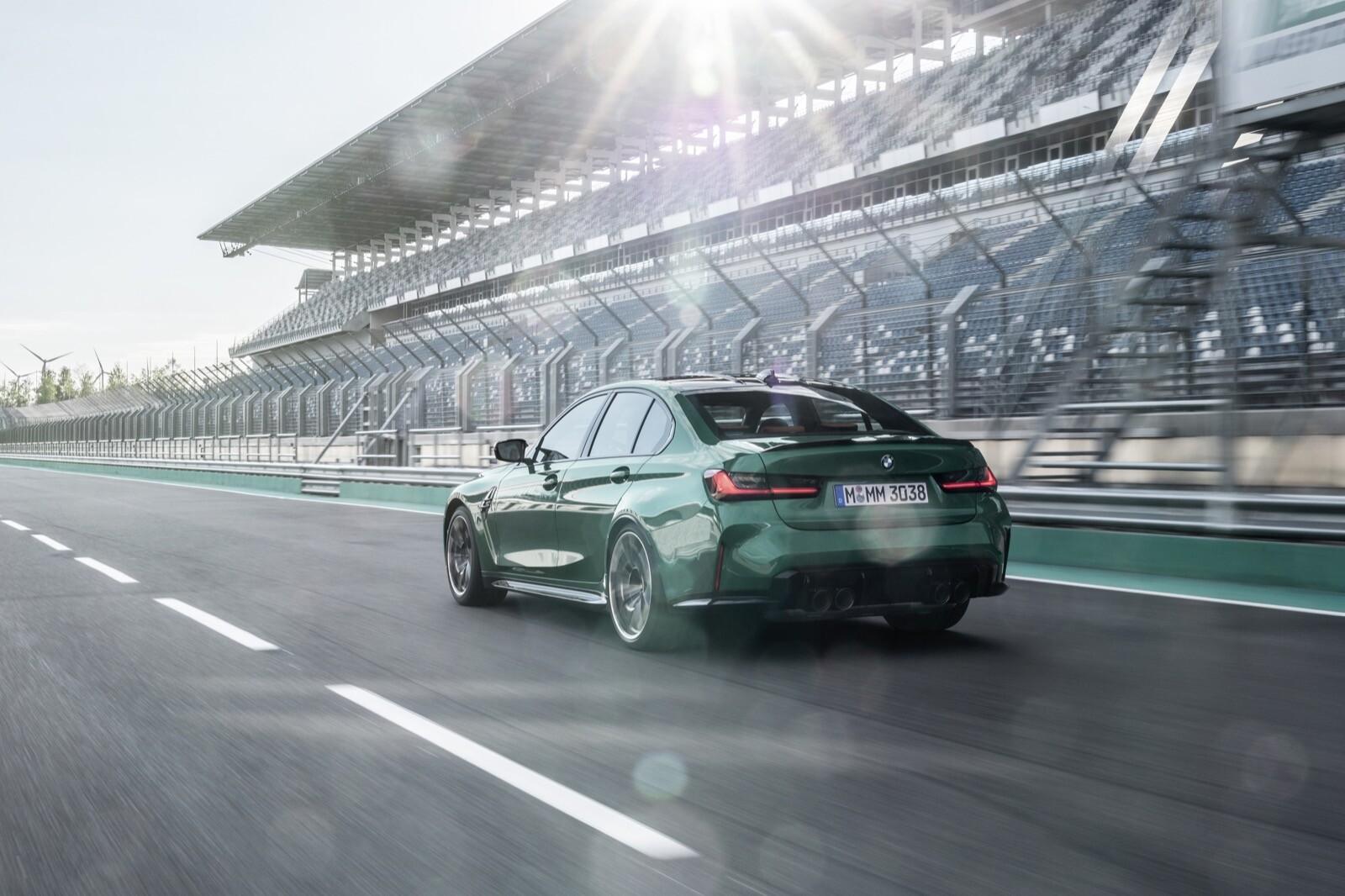 Foto de BMW M3 Competition 2021 (18/40)