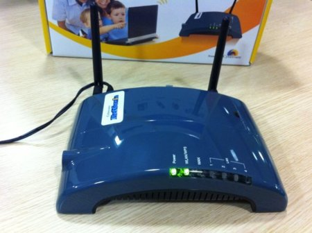 Netgenie, solución de hardware para el control de Internet