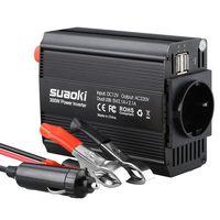Oferta Flash en el  inversor de corriente Suaoki DM300SA1 rebajado a 24,55 euros en Amazon