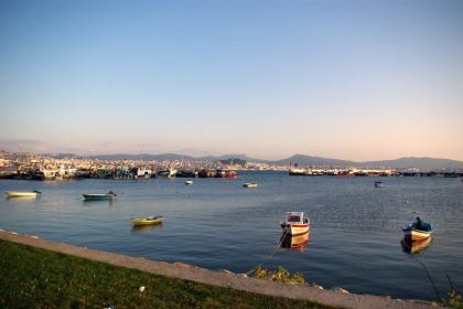 Puerto de Moaña