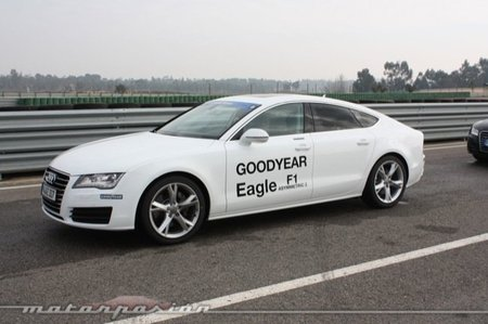 Goodyear Eagle F1 Asymmetric 2, la dificultad de probar un neumático