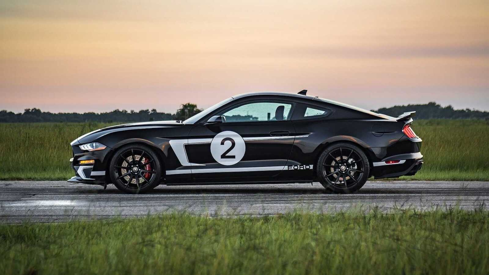 Foto de Hennessey Ford Mustang GT Legend Edition (8/13)