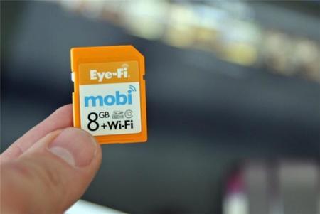 Las nuevas tarjetas WiFi SD de EyeFi guardan tus fotos y las envían a la nube