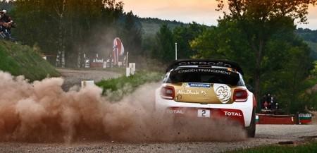 Citroën diversificará estrategias en el Rally de Catalunya