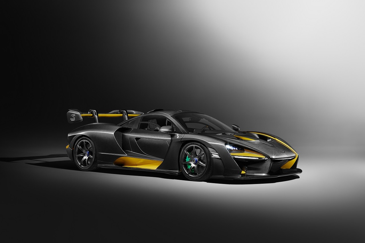 Foto de McLaren Senna Carbon Theme (1/14)