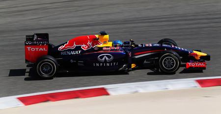 El motor Renault todavía se encuentra 2.500 rpm por debajo de su límite