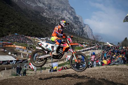 Pauls Jonass 250 Sx F 2018 Trentino