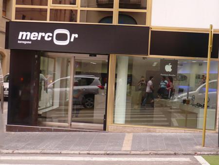 Mercor Tarragona Fachada