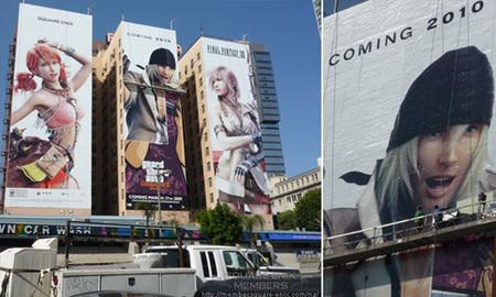 'Final Fantasy XIII' se apodera de Los Ángeles