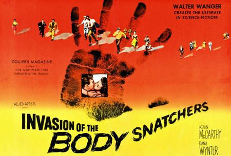 Ciencia-ficción: 'La invasión de los ladrones de cuerpos', de Don Siegel