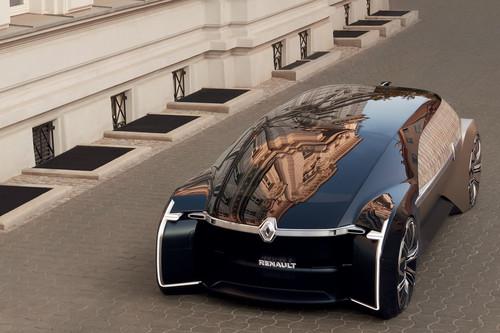 Renault sueña con convertir al EZ-Ultimo Concept en la limusina autónoma del futuro